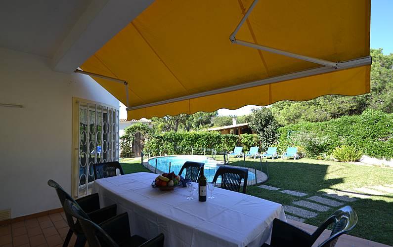 Vilamoura Terrace Algarve-Faro Loulé villa - Terrace