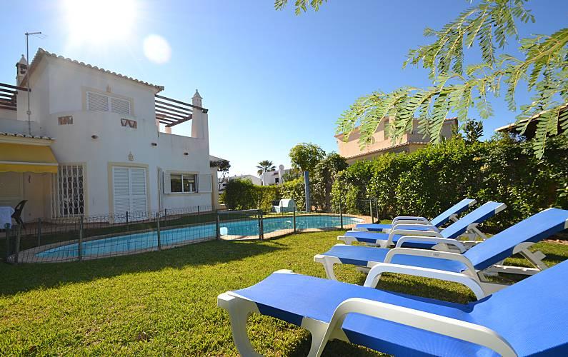 Vilamoura Garden Algarve-Faro Loulé villa - Garden
