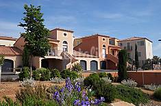 Apartment for 6 people with swimming pool Herault