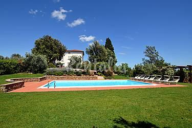 Toiano Villa Con Piscina