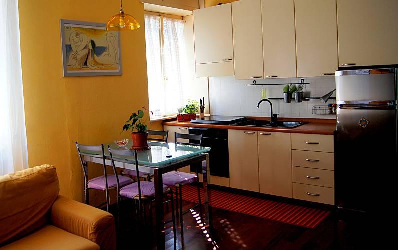 appartamento per 2-4 persone - lombardia - bergamo (bergamo)