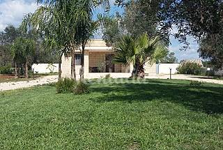 Villa for rent 4 km from the beach Lecce
