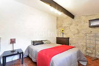 Casa com 1 quarto a 1500 m da praia Porto