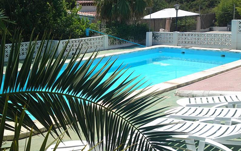 Villa Swimming pool Valencia Chiva Countryside villa - Swimming pool