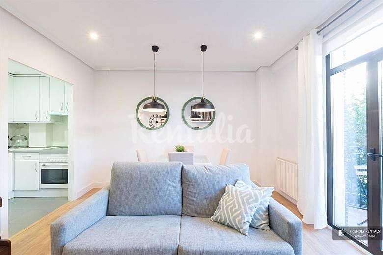 El apartamento chamberi iv en madrid madrid madrid for Licencia apartamento turistico madrid