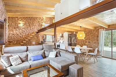 Villa en alquiler en Algaida Mallorca