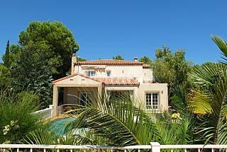 Villa en alquiler a 3 km de la playa Tarragona
