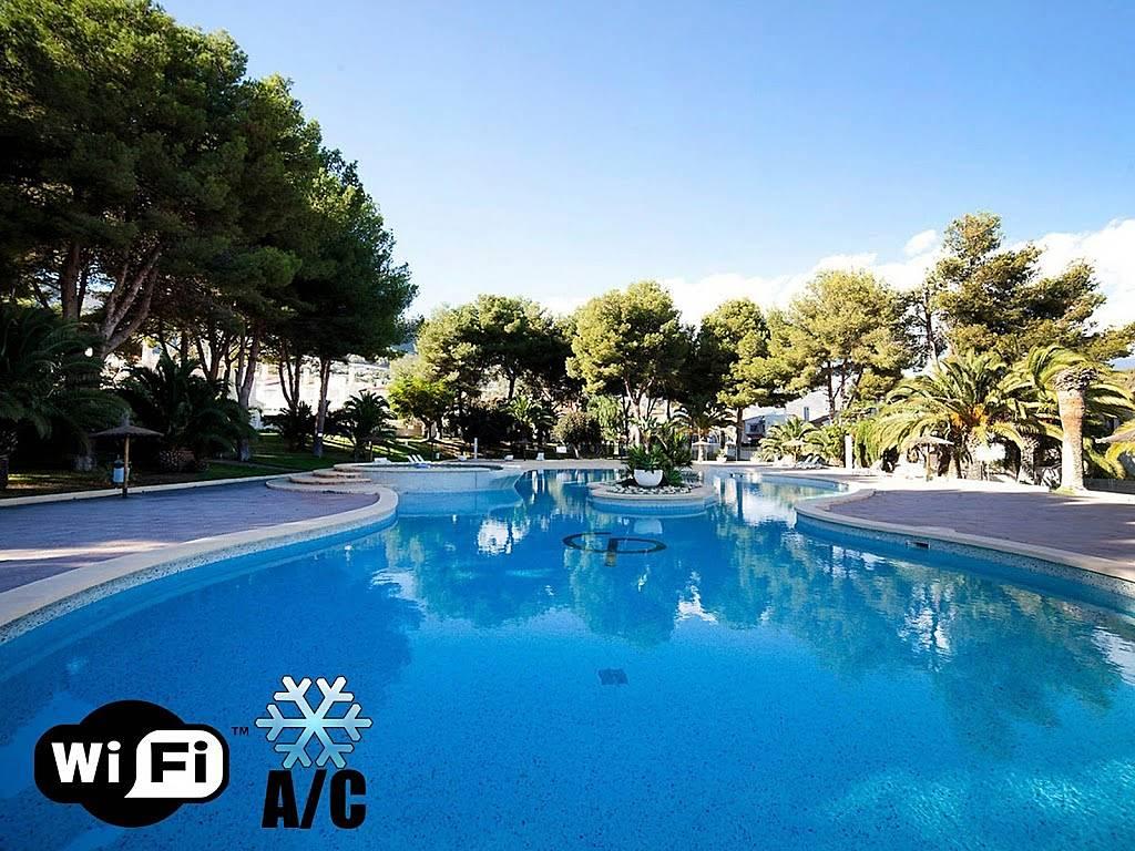 Apartamento en alquiler en calpe calp pla del mar teulada alicante costa blanca - Apartamentos alicante alquiler ...