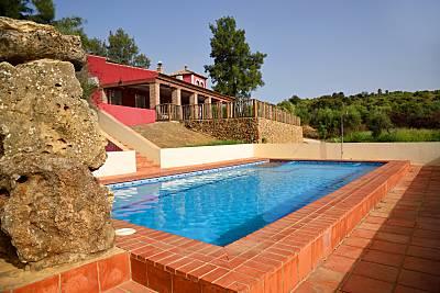 Casa para 16 pessoas em Alcolea del Río Sevilha