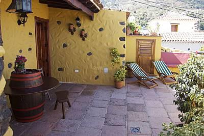 Piedra Redonda II Tenerife