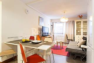 Apartment for rent in the centre of Bilbao Biscay