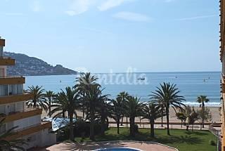 Apartamento en alquiler a primera linea de playa Girona/Gerona