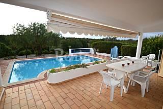 Magnific 3 bed room Villa Albufeira Free WIFI Algarve-Faro
