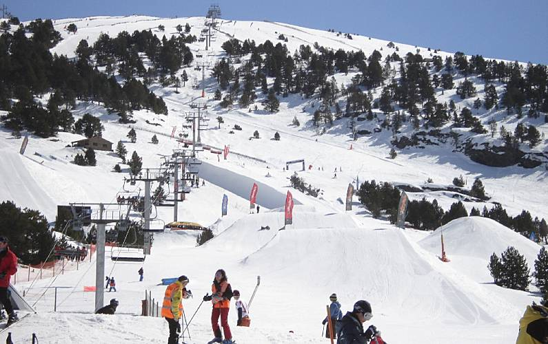 Nearby activities Canillo Apartment - Nearby activities