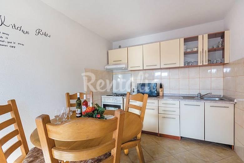 Apartment for 4 people in Brestovac Požega-Slavonia