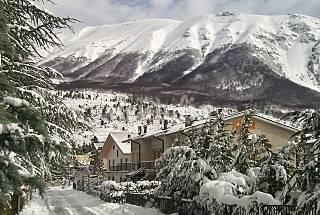 Casa de vacaciones en las montañas en Abruzzo L'Aquila