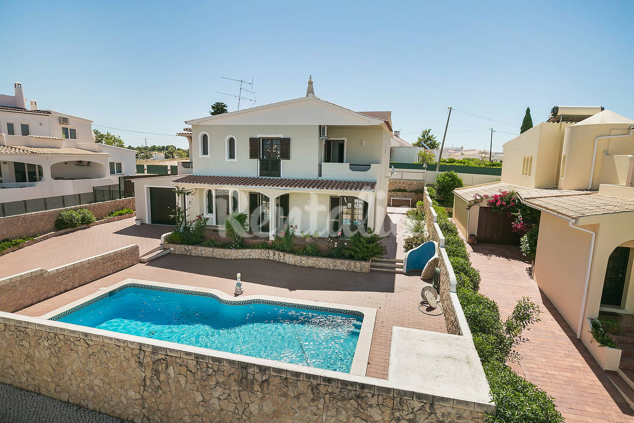 Casa en alquiler a 6 km de la playa guia albufeira algarve faro costa de algarve - Alquiler de casas en portugal ...