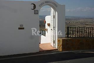 Casa Media Luna -  en  Mojácar Pueblo Almería