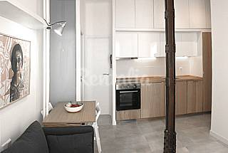 Tutor cozy and sunny apartment Madrid
