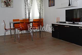 Apartamento para 5-7 personas a 100 m de la playa Rávena