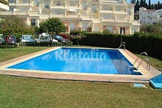 Apartment with 1 bedroom only 200 meters from the beach Málaga