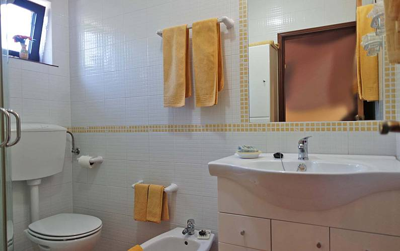 Casinha Casa-de-banho Algarve-Faro Lagos Villa rural - Casa-de-banho