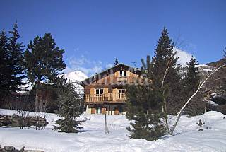 Chalet - 450 m from the slopes Hautes-Alpes