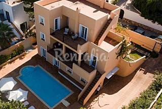 Villa for rent only 100 meters from the beach Ibiza