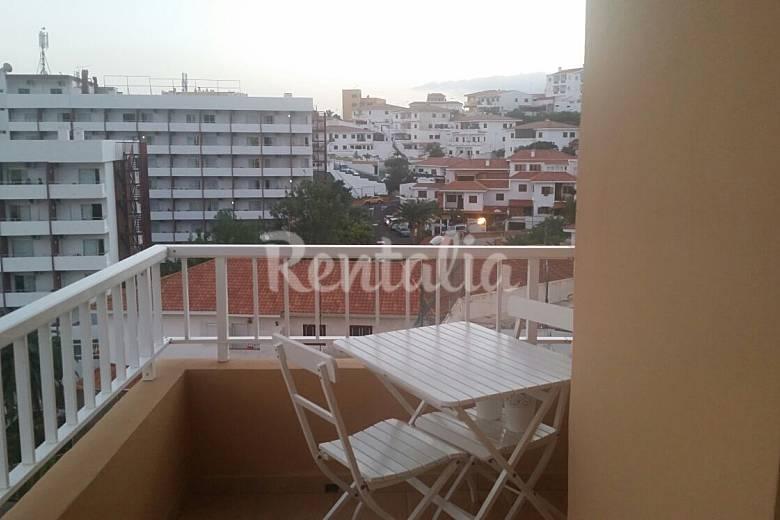 Apartamento de 2 habitaciones a 100 m de la playa las caletillas candelaria tenerife - Apartamentos en candelaria tenerife ...