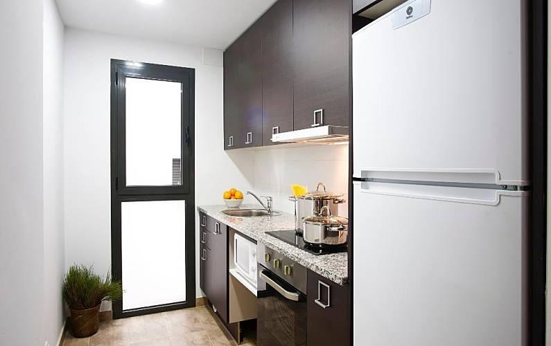 Apartamento Cozinha Canillo Apartamento - Cozinha