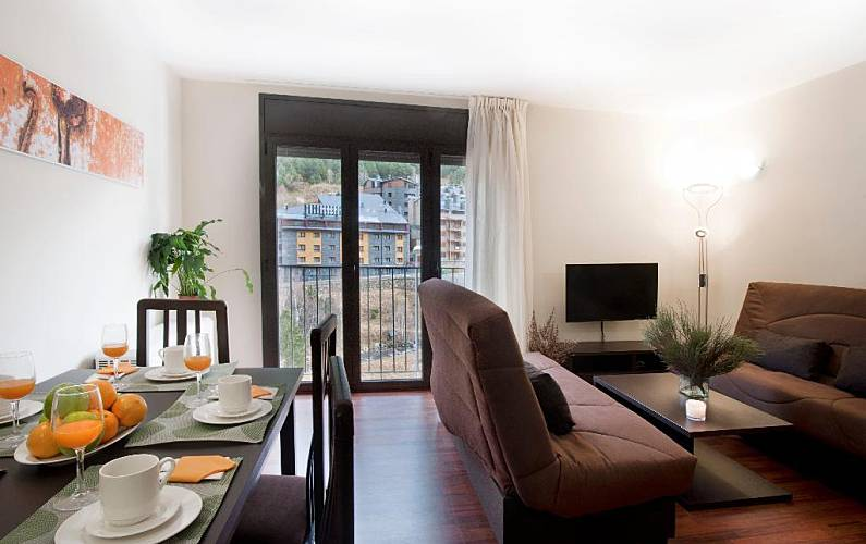 Apartamento Sala Canillo Apartamento - Sala