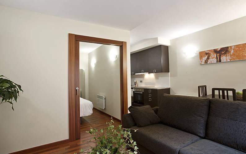 Andorra4days Comedor Canillo Apartamento - Comedor
