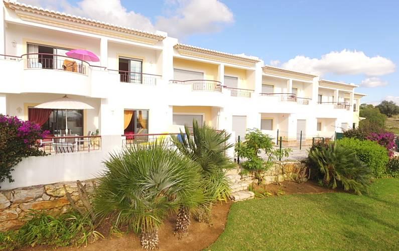 Apartamento para alugar em Lagos - Santa Maria Algarve-Faro - Exterior da casa