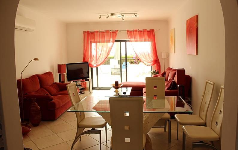 Apartamento Sala Algarve-Faro Lagos Apartamento - Sala