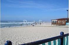 Apartamento com 2 quartos a 150 m da praia Leiria