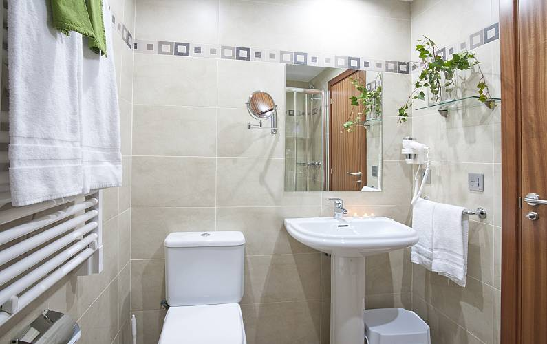 Apartment Bathroom Canillo Apartment - Bathroom