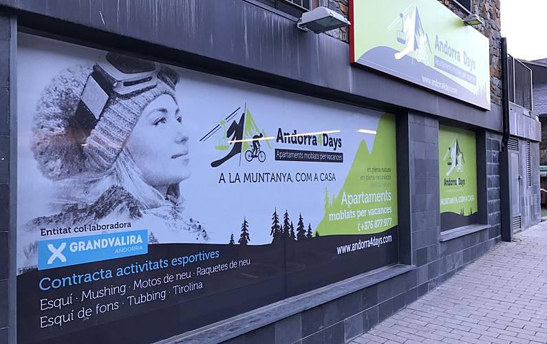 Andorra4days Exterior del aloj. Canillo Apartamento - Exterior del aloj.