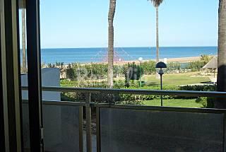 1ª línea playa. Apartamento Denia - Vistas al mar  Alicante