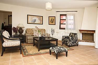 Villa Living-room Tenerife San Cristóbal de La Laguna villa