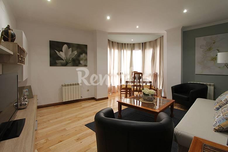 Retiro Adelfas apartamentos y pisos con garaje Madrid