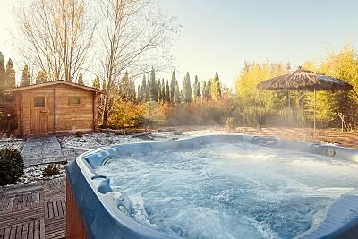 Masía catalana con sauna, jacuzzi y piscina Girona/Gerona