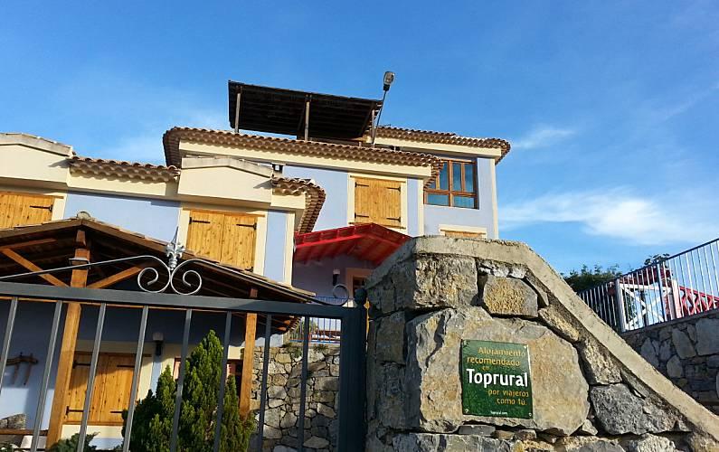 Casa Exterior del aloj. Murcia Moratalla Casa en entorno rural - Exterior del aloj.