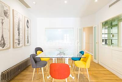 Apartamento para 4-7 personas en Madrid centro Madrid