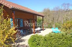 Apartamento para 7 pessoas em Saint-Floret Puy-de-Dôme