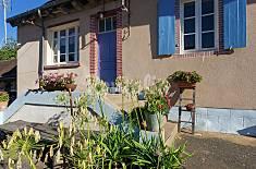 Casa para 8 personas en Limousin Alto Vienne
