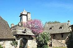 Apartamento para 4 pessoas em Mourjou Cantal