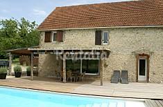 Apartamento para 8 personas en La Chapelle-aux-Saints Corrèze