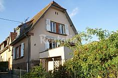 Apartment for 7 people in Alsace Bas-Rhin