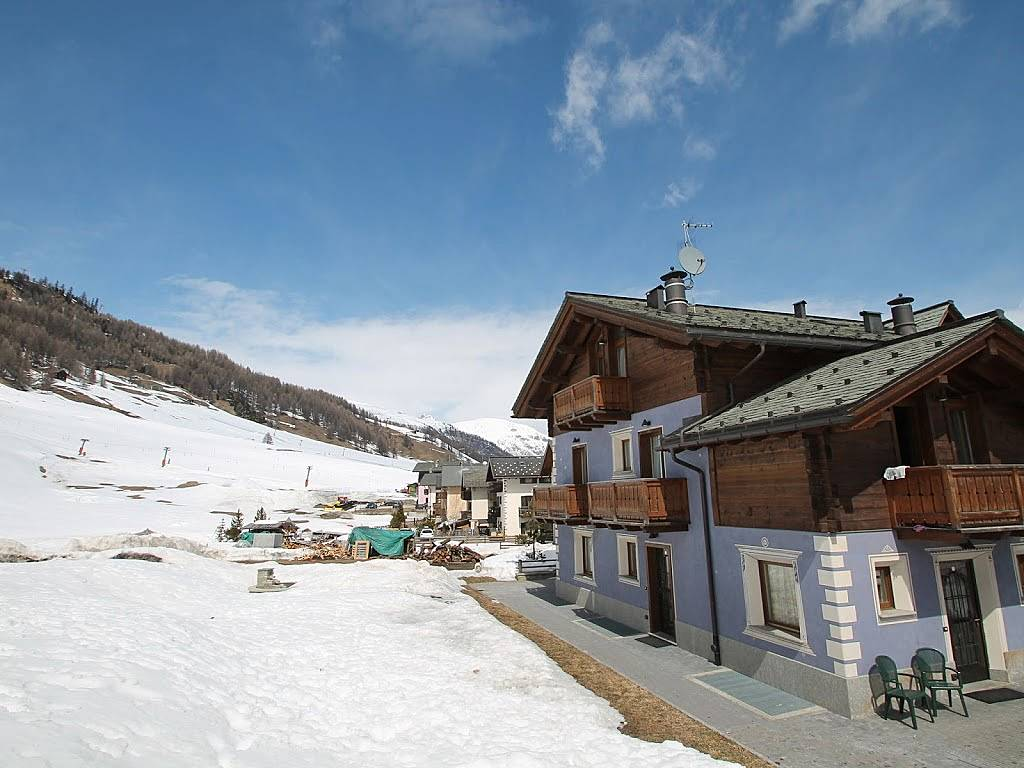 Appartement en location livigno livigno sondrio alpes for Appartement en location