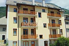 Apartment for 6 people in Bovec Goriška